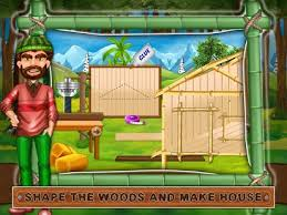 town tree house building game android apps on google play