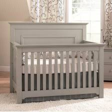 Non Convertible Crib Convertable Cribs Fixed Side Convertible Crib In White Non
