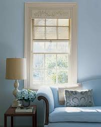 Living Room Interior Without Sofa Blue Rooms Martha Stewart
