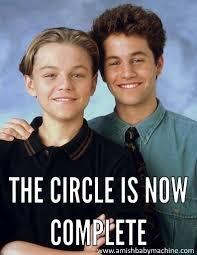 Leonardo Di Caprio Meme - leonardo dicaprio meme amish baby machine podcast