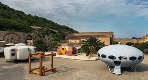 micro homes out of this world futuristic micro homes land in marseille for