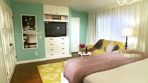 Bedrooms With Blue Walls Robin U0027s Egg Blue Bedroom Video Hgtv