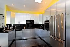 astounding brown interior kitchen design with island ideas under
