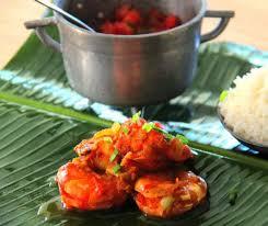 recette de cuisine r nionnaise tuto cari camarons au combava recette réunionnaise cuisine