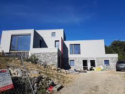 extension maison contemporaine et extension d u0027une fermette à biesme