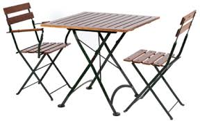 cafe table and chairs folding bistro table century reproduction french bistro folding arm