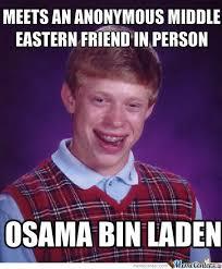Bin Meme - osama bin laden by chronoleen meme center