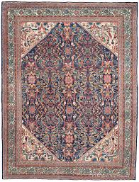 Antique Indian Rugs Sultanabad Rugs Claremont Rug Company