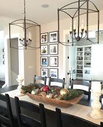 Farm Table Dining Room by Best 25 Farmhouse Table Centerpieces Ideas On Pinterest Wooden