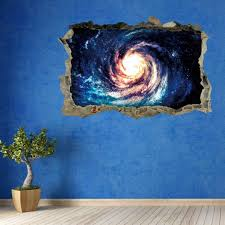 online shop 3d broken wall sticker star floor wall sticker galaxy online shop 3d broken wall sticker star floor wall sticker galaxy wall sticker art mural decals for kids room home decoration stickers aliexpress mobile