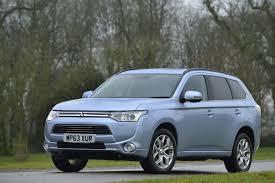 mitsubishi jeep 2015 mitsubishi outlander phev 2015 review by car magazine