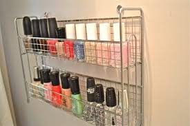 nail polish organizer a trip to the dollar store and you can u2026