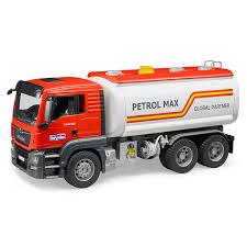 bruder toys logo bruder man tgs fuel tank truck u003e online toys australia