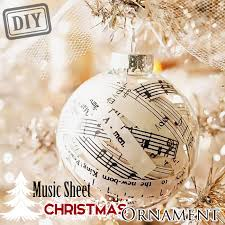 diy sheet ornament top easy craft design for