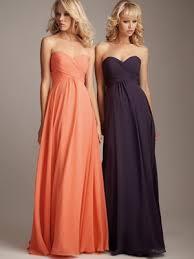 tea length bridesmaid dresses hit the fashion
