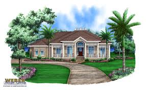 Floor Plans With Porches by Caribbean House Plans Island Style Architecture Floor Plans W