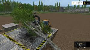 placeable contractor wood sell point ls 15 farming simulator