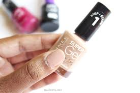 rimmel new super gel nail colours riya hearts