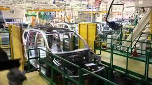 renault maroc usine de voiture renault a tanger maroc صناعة السيارات بطنجة youtube
