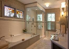 Steam Shower Bathroom Steam Shower Bathroom With Built In Mirrors Bathroom