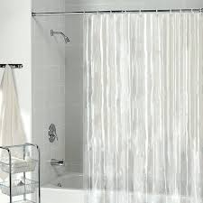standard length of shower curtain liner shower curtain with regard to sizing x how big is