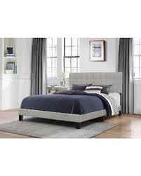 Fabric King Headboard Great Deal On Hillsdale Furniture Delaney Glacier Grey Fabric King