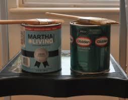 review martha stewart living vs glidden paint one project closer