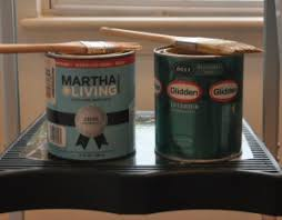 Interior Paint Review Review Martha Stewart Living Vs Glidden Paint One Project Closer