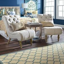 Small Upholstered Chair For Bedroom 3 Stylish Ways To Use Furniture At The Foot Of Your Bed My