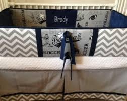 49ers Crib Bedding Sports Crib Bedding Etsy