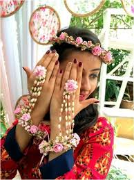 flower jewellery flower jewellery for tips by srishti kapoor of floral