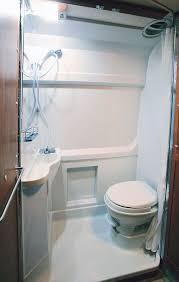 best 25 cer bathroom ideas on rv bathroom painted