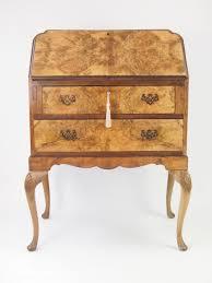 Small Bureau Desk by Small Walnut Bureau Writing Desk 326686 Sellingantiques Co Uk