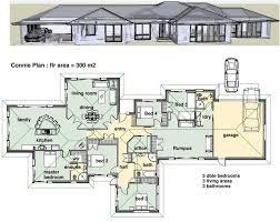 large house blueprints large modern house plans