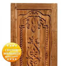 teak doors carving designs 4154