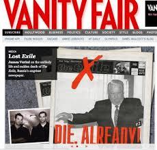 Tiger Woods Vanity Fair Vanity Fair Profiles The Exile U201cgutsy U2026direct Visceral U2026 Serious