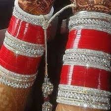 punjabi wedding chura 132 best wedding choora images on punjabi wedding