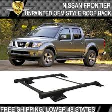 Rack For Nissan Frontier by Fit For 05 17 Nissan Frontier 4door Oe Style Roof Rack Rail