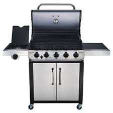 char broil signature 2b cabinet grill char broil signature tru infrared 3 burner gas grill silver