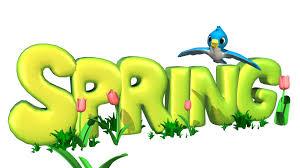 spring clip art free printable clip art library