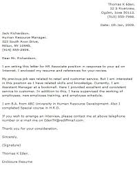 What Is A Cover Letter For A Job Resume by Entry Level Cover Letter Examples Cover Letter Now
