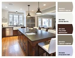 Mixed Wood Kitchen Cabinets Kitchen Cabinet Color Chip Home Improvement Kitchen Cabinets