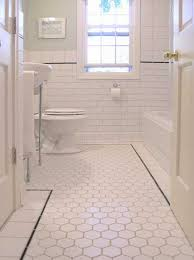 bathroom tour from bungalow tile apartment therapy original
