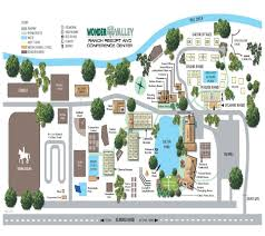 click on view site link to see the entire layout of wonder valley