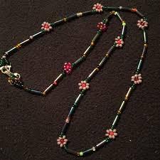 bead necklace jewellery images Jewelry seed bead necklace poshmark jpg