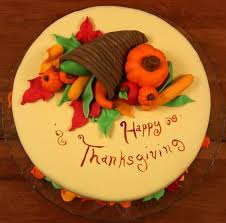 southern blue celebrations thanksgiving fall autumn cake ideas