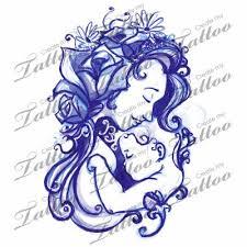 mother son tattoos picmia
