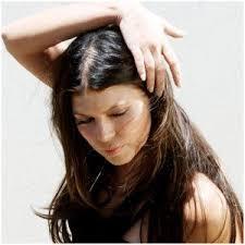 female receding female receding hairline