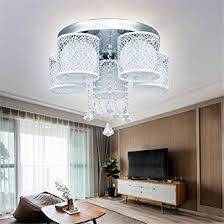hängeleuchten wohnzimmer mctech 24w 36w 54w kristall deckenleuchte hängeleuchten
