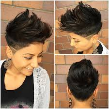 fades and shave hairstyle for women love this edgy pixie for ivy fades pinterest edgy pixie